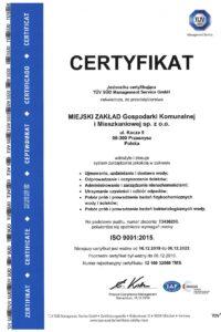 Certyfikat 2019a